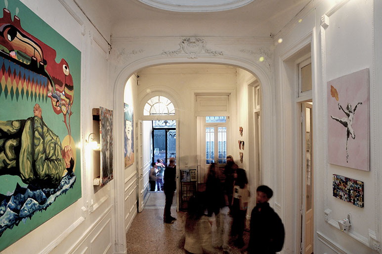 Galeria Union via Marina Charles