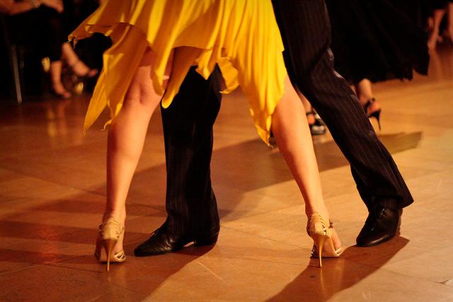 tango amarillo