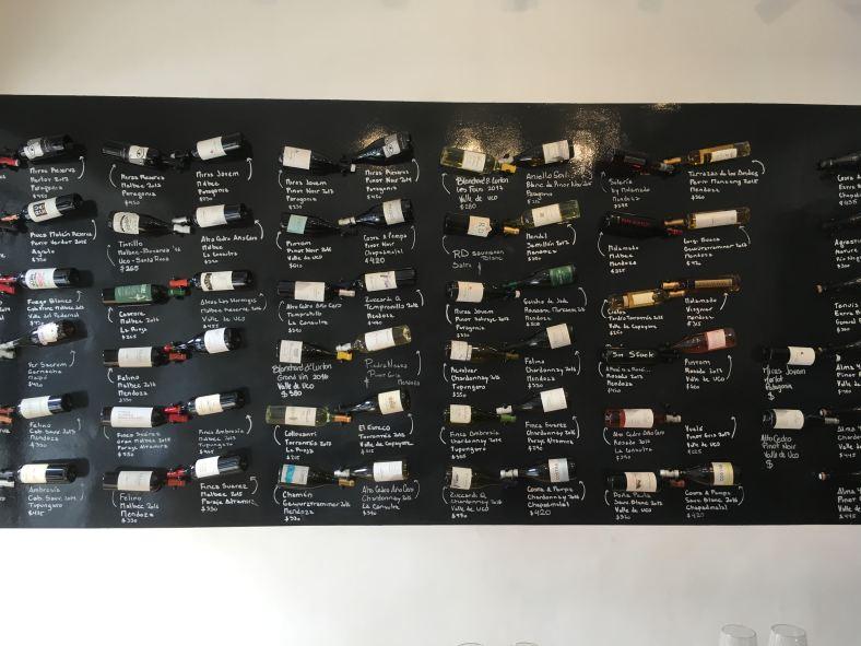 uco-wine-wall